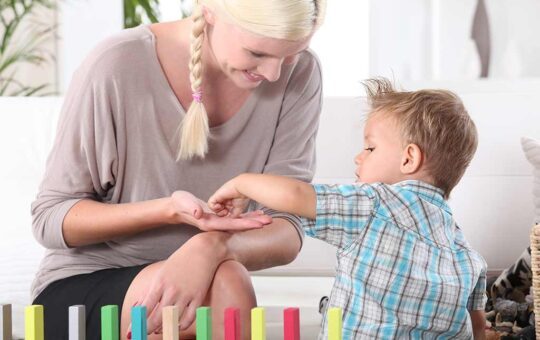 Child Care Priorities For Live Out Nannies vs. Au Pairs