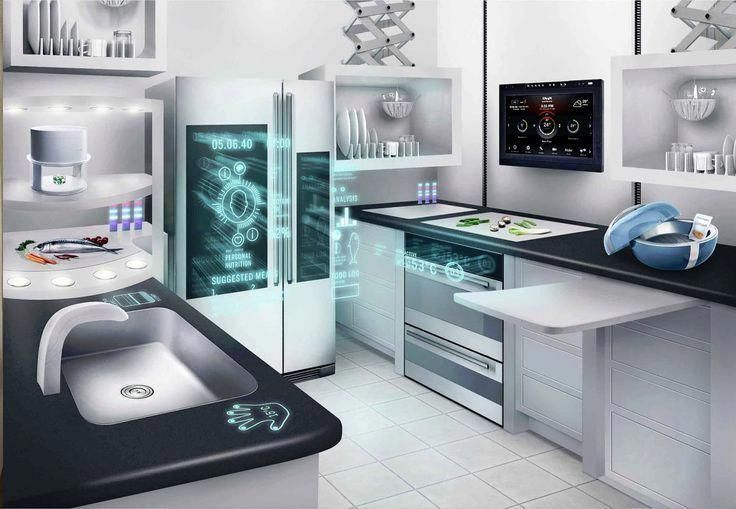 Technology for Kitchens